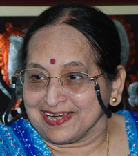 P Madhuri